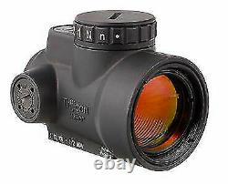 1x25mm MRO 2.0 MOA Adjustable Red Dot Sight Black (used)