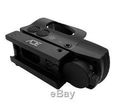 ADE OPTICS RD2-005 Digital Tactical 4 Reticle Holo Reflex Sight Red Green Dot