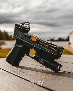 ADE RD3-012-B Delta Red Dot Sight For for Beretta APX RDO Optics Ready Pistol