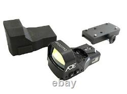 ADE RD3-015 Zantitium RED Dot Reflex Sight for Springfield XD, MOD. 2, XDm, XDS