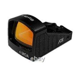 ADE RD3-018-1 SPIKE Red Dot Sight For Sig Sauer 365XL with Shield RMSC footprint