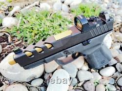 ADE STINGRAY-1 Red Dot Sight For Pistol with Trijicon RMR/SRO Footprint