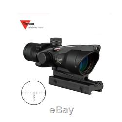 Acog 4x32 Red Fiber Source Real Fiber Scope with/without RMR Micro Red Dot Sight