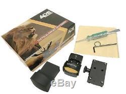 Ade Advanced Optics RD3-013 Bertrillium Red Dot Holo Reflex Sight For Handgun