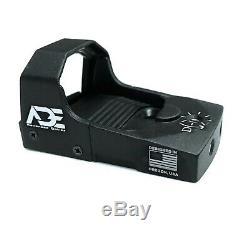 Ade RD3-006B GREEN Dot Sight for RUGER SR9, SR9C, SR40C, SR40, SR45 pistols red