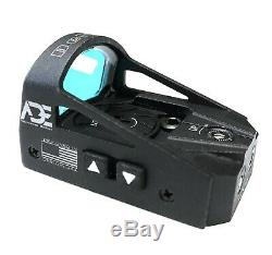 Ade RD3-012 Delta Red Dot Reflex Sight For Ruger S&W Beretta glock sw mp sig hk