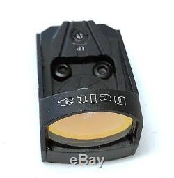 Ade RD3-012 Red Dot Reflex Sight for GLOCK MOS 17 19 34 35 40 41 Pistol Handgun