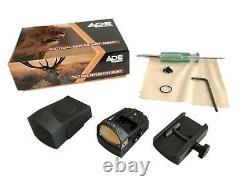 Ade RD3-012 Waterproof RED Dot Reflex Sight for Colt 1911 Style Standard Pistol