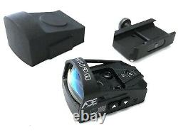 Ade RD3-012 Waterproof RED Dot Sight 4 SW Smith Wesson MP Shield SD40VE SD40 SD9