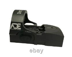 Ade RD3-013 Bertrillium Red Dot Reflex Pistol Sight with 30000 Hours Battery Life