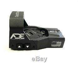 Ade RD3-015 Zantitium RED Dot Reflex Sight for Springfield XD XDs Pistol