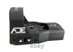 Ade RD3-015 Zantitium Red Dot Reflex Pistol Sight with 40000 Hours Battery Life