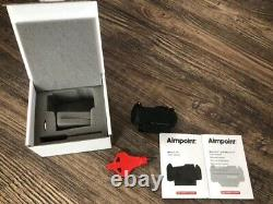 Aimpoint 200170 Micro T-2 Red Dot Sight Black