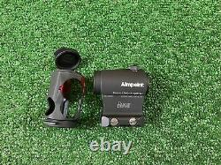 Aimpoint Micro H-1 2 MOA Red Dot Sight with Daniel Defense Mount