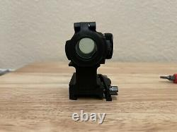 Aimpoint Micro T-2 2 MOA Red Dot Reflex Sight with LRP Mount and Spacer