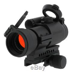 Aimpoint Patrol Rifle Optic (PRO) Electronic Red Dot Sight QRP2 Mount 12841 New