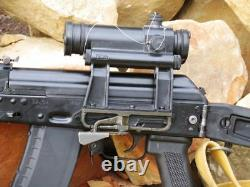 BELOMO PK-01VS RED DOT Rifle Scope SIDE RAIL MOUNT RUSSIAN COLLIMATOR SIGHT