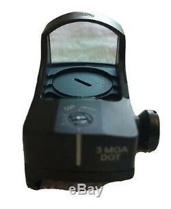 Burris 300235 FastFire III 3 MOA Red Dot Reflex Sight