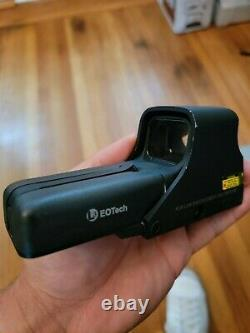 EOTECH 512. A65 Holographic Red Dot Sight