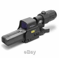 EOTech Holographic Hybrid Sight HHS III 518.2 Red Dot (2) + G33. STS 3x Magnifier