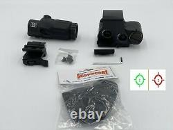 EOtech Replica Clone Black 558 G33 Magnifier Red Dot Holographic Sight Scope