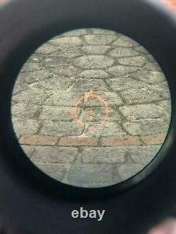 G43 3x Sight Magnifier With Switch To Side Qd Mount + 558 XPS Red Green Dot