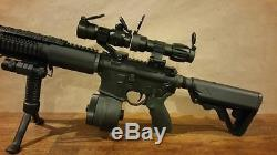 Green Laser Tactical Package Red Dot Sight 3x Magnifier eotech vortex g33 optic