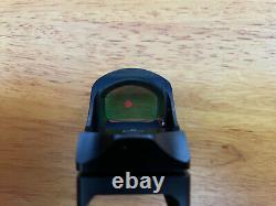 HOLOSUN HS507CV2 Red Dot Black Anodized Reflex Sight
