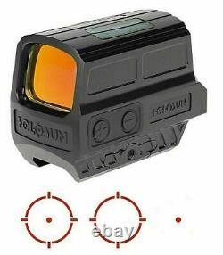 HOLOSUN HS512C RED DOT 2 MOA Dot 65 MOA Circle Enclosed Rifle Sight IN STOCK