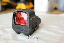HOLOSUN Hs510c 2 MOA Open Reflex Circle Dot Solar Power Holographic Red Sight