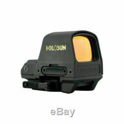 HOLOSUN Red Dot Sight 510C Open Reflex Sight Holographic Sight
