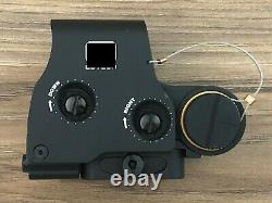 Holographic Red Green Dot style XPS3 558 Airsoft Sight + G33 Magnifier