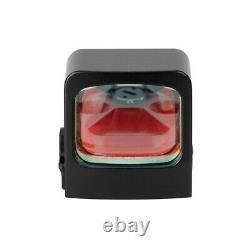 Holosun Classic Open Reflex Optical Red Dot Sight HS407K X2
