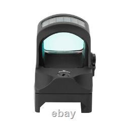 Holosun Classic Open Reflex Optical Red Dot Sight HS507C X2