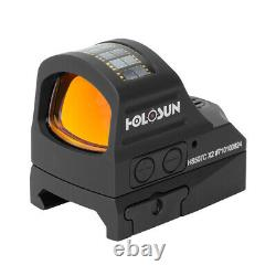 Holosun Classic Open Reflex Optical Red Dot Sight HS507C X2 Open Box