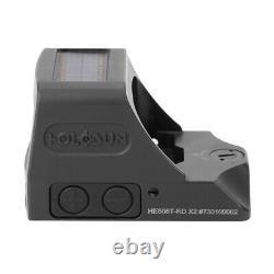 Holosun HE508T-RD X2 Elite Solar Red Dot Sight