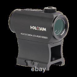 Holosun HS403B Micro Red Dot Sight HS403B