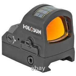 Holosun HS507C-X2 Pistol Red Dot Sight Multi Reticle Shake Awake Solar Safe
