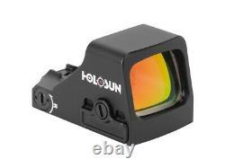 Holosun HS507K-X2 2 MOA Circle Dot Mini Reflex Red Dot Sight Shake Awake