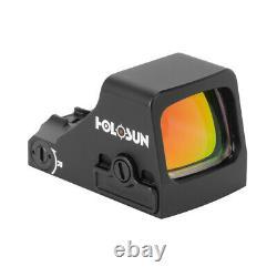 Holosun HS507K X2 Pistol Red Dot Sight 50K Battery Life