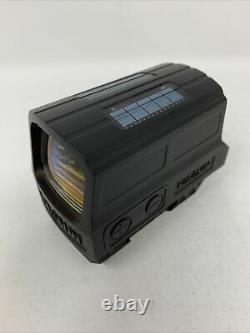 Holosun HS512C Enclosed Reflex Red Dot Sight Solar