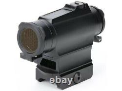 Holosun HS515CM Red Dot Sight Solar Power QD Mount 2 Reticle 2 MOA Matte Black