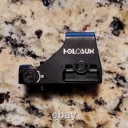 Holosun Hs507k X2 Micro Red Dot Sight