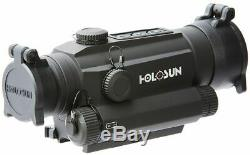 Holosun INFINITI HS401R5 Red Dot Sight and Red laser, Black, 1416151 mm HS401R5
