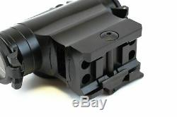 Holosun Military Grade Micro, Black, Small, HS515GM Red Dot Sight
