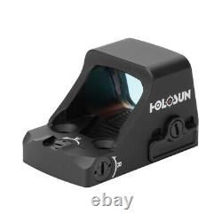 Holosun Open Reflex Optical Red Dot Sight HS507K X2