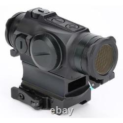Holosun Paralow HS515GM Multi-Reticle Military Grade Red Dot Sight QD Mount