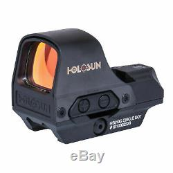 Holosun Technologies HS510C Open Reflex Circle Red Dot Sight Priority MAIL