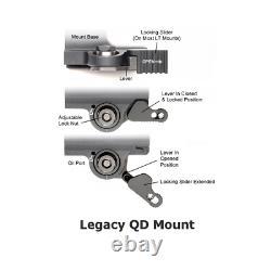 LaRue Tactical LT110 Quick Detach Rifle Optic Mount for EOTech Red Dot Sights