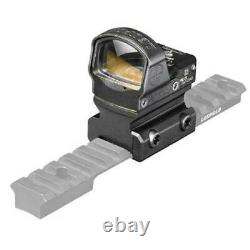 Leupold DeltaPoint Pro 2.5 MOA Red Dot Reflex Sight With Mount 177156